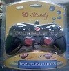Game Pad Sturdy Turbo Single Hitam